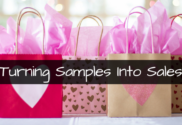 Turning Samples Into Sales